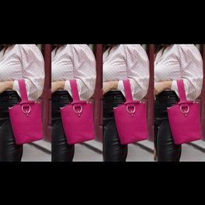 Whowhatwear bucket bag